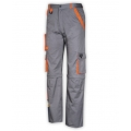 Pants Gray/Orange