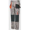 Pants Gray/Orange