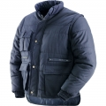 Jacket  Navy Multipocket