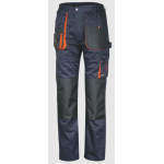Pants Navy/Portokalli