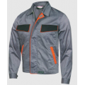 Jacket Gray/Orange