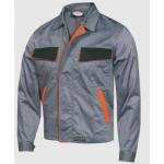 Jacket Gray/Orange