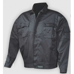 Jacket Bomber Black