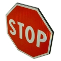 STOP traffic sign
